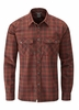 Rab Mens Cascade Long Sleeve Shirt Root Beer