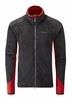 Rab Mens Catalyst Jacket Anthracite/ Rust Medium