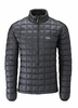 Rab Mens Continuum Pull-On Ebony/ Chartreuse Large
