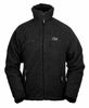 Rab Mens Double Pile Jacket Black