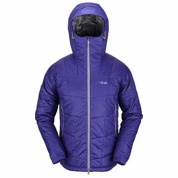 Rab Mens Inferno Hoodie Lapis (Close out)