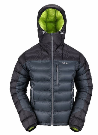 Rab Mens Infinity Endurance Jacket Ebony Large