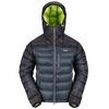 Rab Mens Infinity Endurance Jacket Ebony (Autumn 2013)