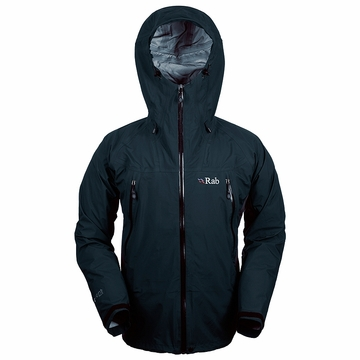 Rab Mens Latok Alpine Jacket Black