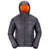 Rab Mens Microlight Alpine Jacket Beluga (Autumn 2013)