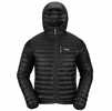 Rab Mens Microlight Alpine Jacket Black (2014)
