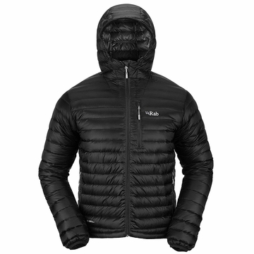 Rab Mens Microlight Alpine Jacket Black (Autumn 2013)