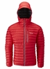 Rab Mens Microlight Alpine Jacket Ricochet/ Shark