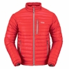 Rab Mens Microlight Jacket Mars Red (Autumn 2013)