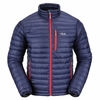 Rab Mens Microlight Jacket Twilight (Autumn 2013)