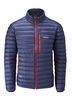 Rab Mens Microlight Jacket Twilight/ Shark
