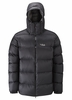 Rab Mens Neutrino Endurance Jacket Black/ Shark