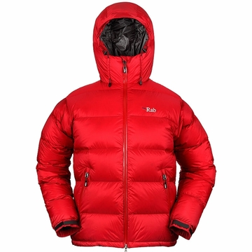 Rab Mens Neutrino Endurance Jacket Mars Red (Autumn 2013)