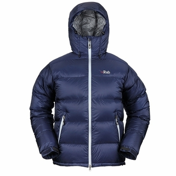 Rab Mens Neutrino Endurance Jacket Twilight (Autumn 2013)