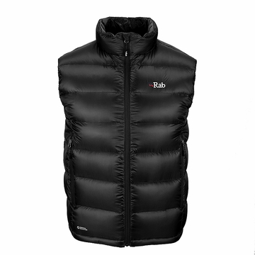 Rab Mens Neutrino Vest Black (Autumn 2013)