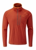 Rab Mens Nucleus Pull-On Chinese Red Large