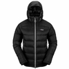 Rab Mens Summit Jacket Black (Autumn 2013)