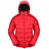 Rab Mens Summit Jacket Mars Red (Autumn 2013)
