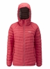 Rab Womens Synergy Jacket Coral Red