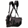 Ribz Front Pack Stealth Black