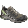 Salomon Mens XA Pro 3D Swamp/ Dark Titanium