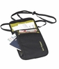 Sea to Summit Travelling Light Neck Wallet Black
