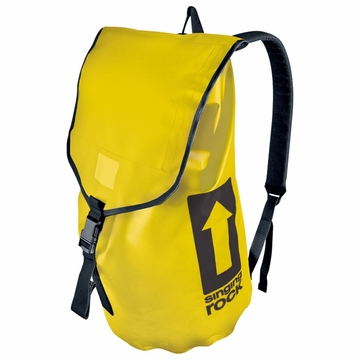 Singing Rock Gear Bag 35L Yellow