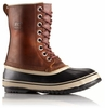 Sorel Womens 1964 Premium LTR Boot Cappuccino/ Oxford Tan
