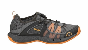 Teva Mens Churn Black Olive (Close Out)