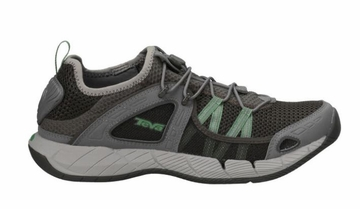 Teva Mens Churn Grey/ Green