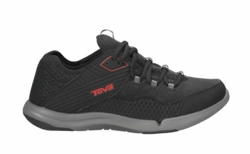 Teva Mens Refugio Black