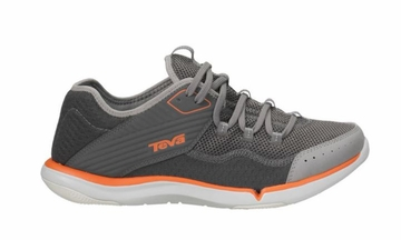 Teva Mens Refugio Dark Gull Grey