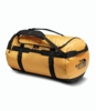 The North Face Base Camp Duffel L 24K Gold/ TNF Black