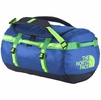 The North Face Base Camp Duffel L Honor Blue/ Blarney Green (close out)