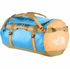 The North Face Base Camp Duffel L Naranja Orange/ Meridian Blue