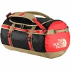 The North Face Base Camp Duffel M Fiery Red/ TNF Black (close out)