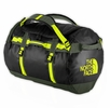 The North Face Base Camp Duffel M TNF Black/ Spruce Green (close out)