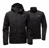 The North Face Mens Canyonland Triclimate Jacket TNF Black (Close Out)