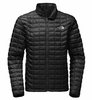 The North Face Mens Thermoball Full Zip Jacket TNF Black (Close Out)