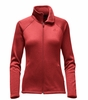 The North Face Womens Agave Full Zip High Risk Red Heather (Close Out)