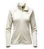 The North Face Womens Agave Full Zip Vintage White Heather (Close Out)