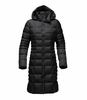 The North Face Womens Metropolis Parka 2 TNF Black (Close Out)