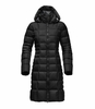 The North Face Womens Metropolis Parka 2 TNF Black/ TNF Black (Close Out)