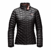 The North Face Womens Thermoball Full Zip Jacket TNF Black/ Rose Dawn (Close Out)