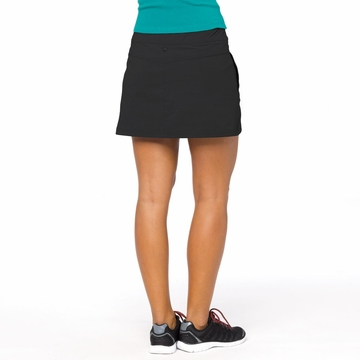 Prana Womens Bliss Skort Black