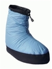 Western Mountaineering Down Bootie Blue