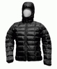 Western Mountaineering Mens Hooded Flash Jacket Black