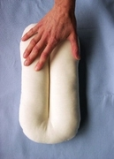New Native Organic Cotton Infant Support Pillow
