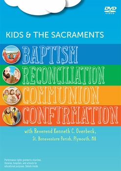 Kids and the Sacraments: Set of Four Sacraments