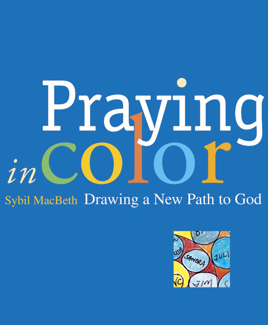 Praying in Color: Drawing a New Path to God- Gently Used